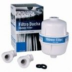 Water filter for shower